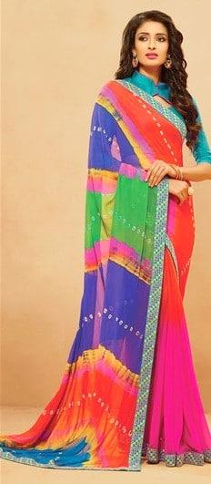 Handloom Saree Picture