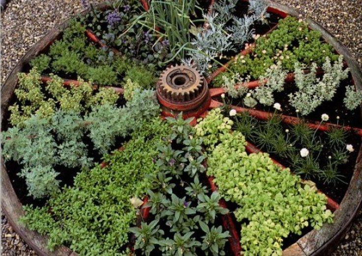 Herb Garden Design Download