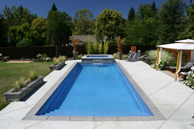 Home Swimming Pool Design