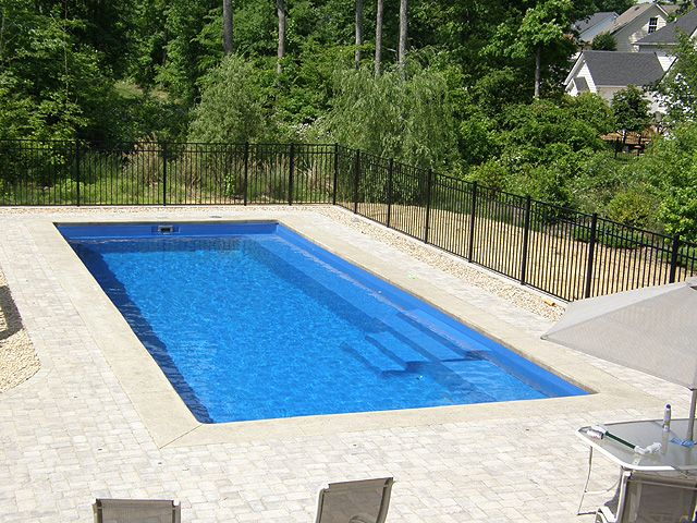 Home Swimming Pool Layout