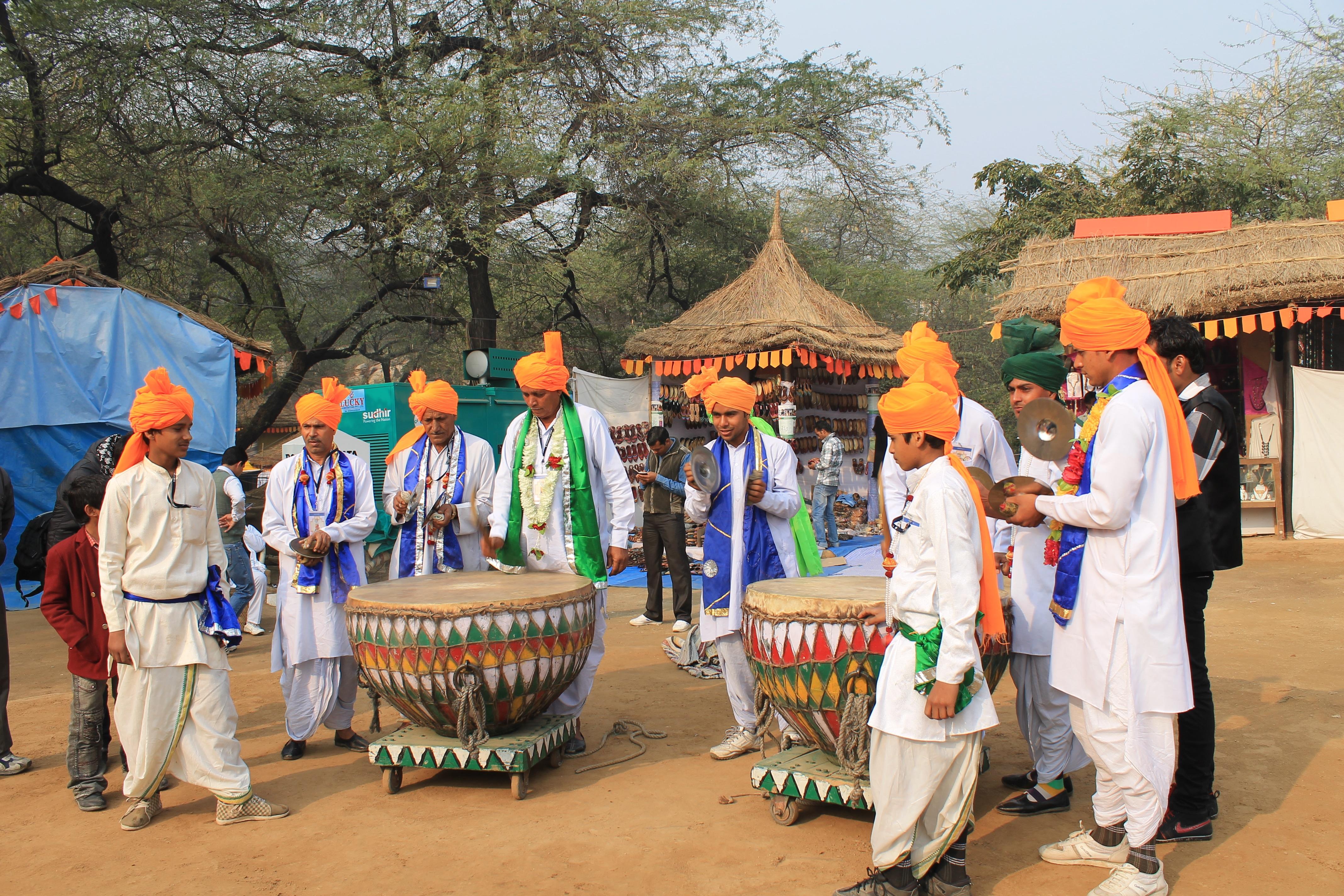 Indian Handicraft Image