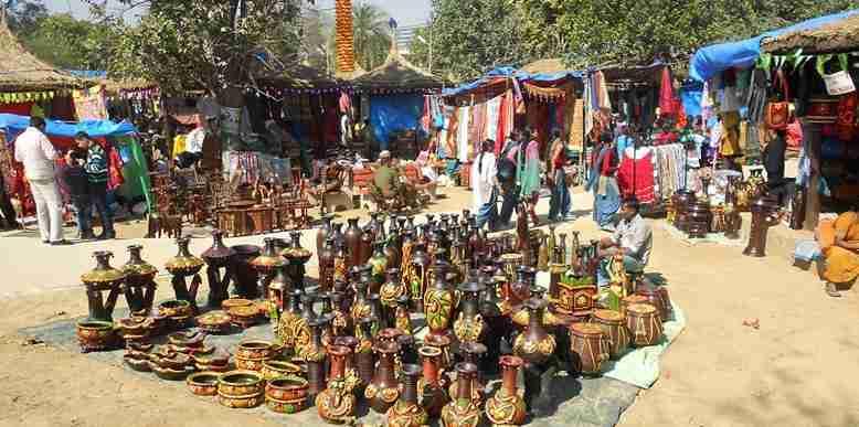 Indian Handicraft Picture