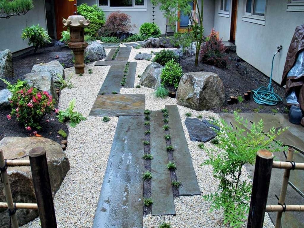 Japanese Garden Design Image