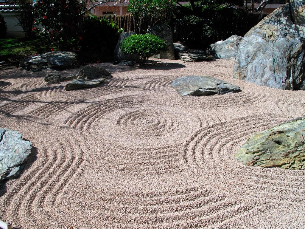 Japanese Zen Garden Idea