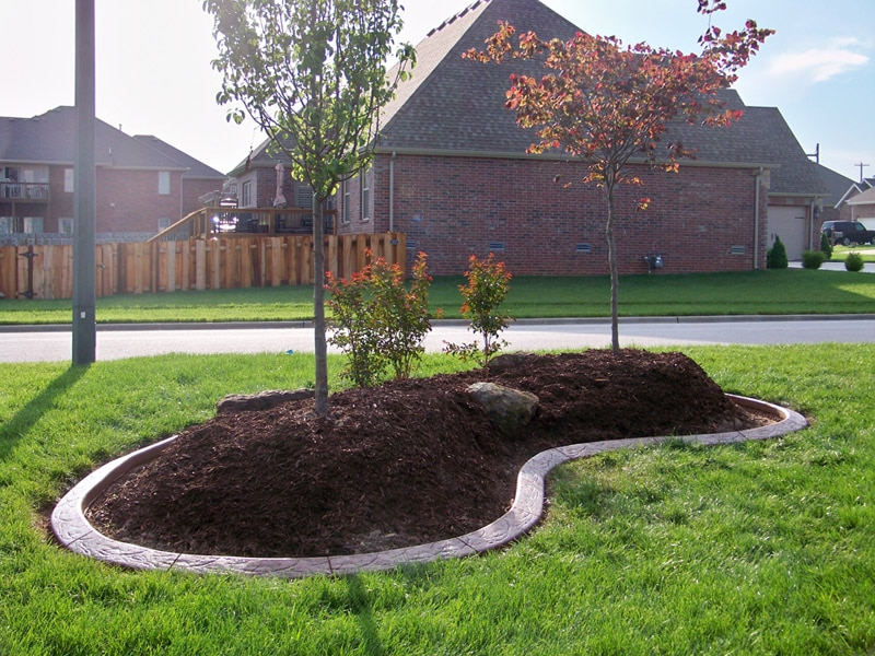 Landscape Edging Idea