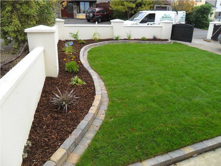 Landscape Edging Picture