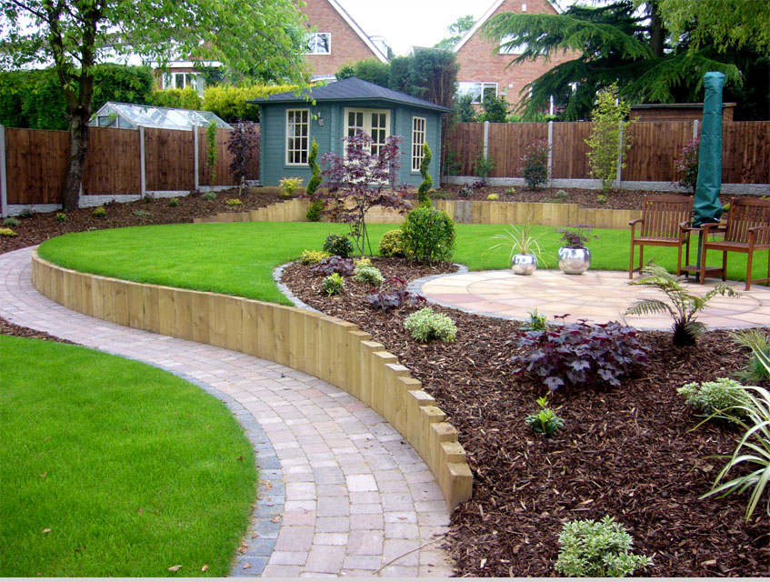 Landscape Garden Best Idea