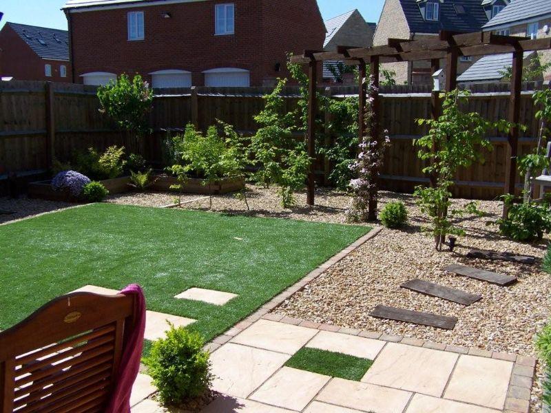 Landscape Garden Unique Idea