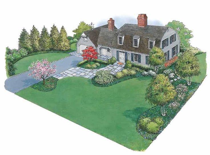 Landscape Plan Layout