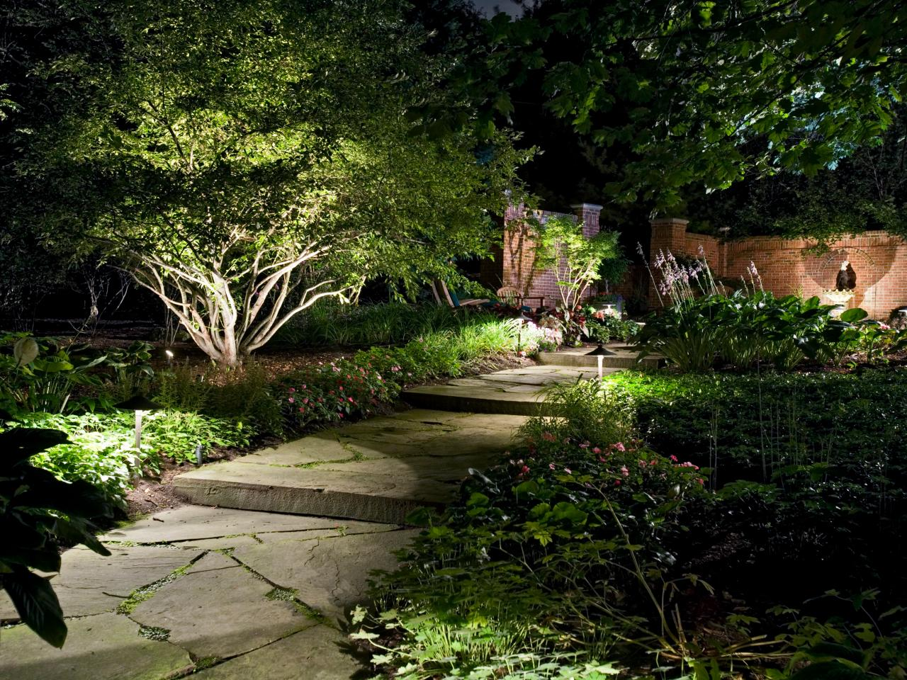 Landscape lighting Image