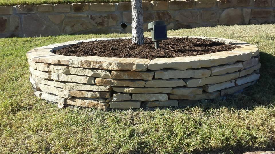 Landscaping Brick Photo