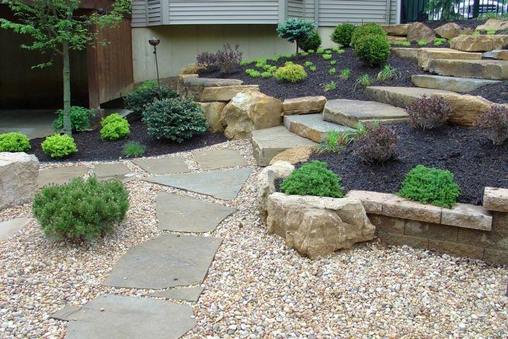 Landscaping Stone Photo
