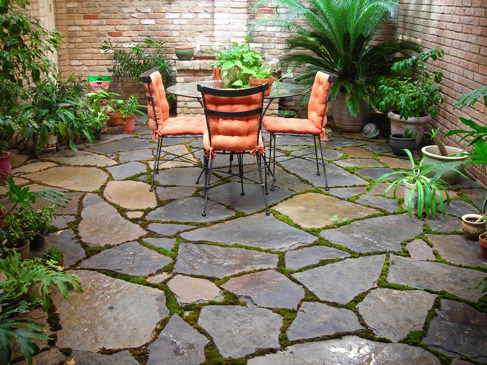 Latest Backyard Patio Design