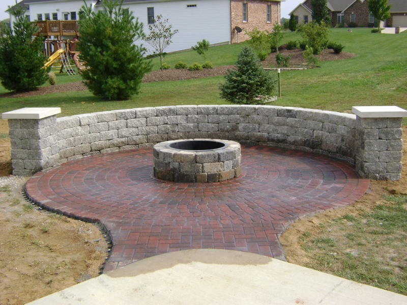Latest Backyard Patio Idea