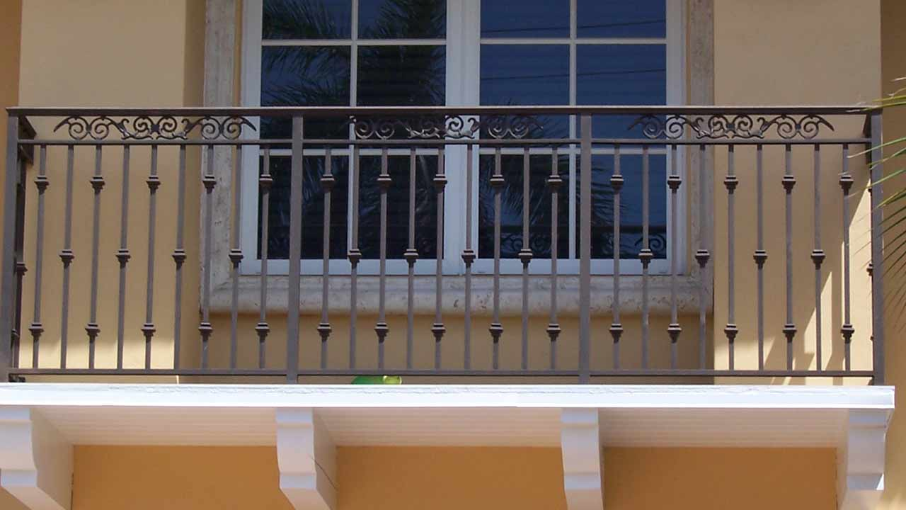 Latest Balcony Railing