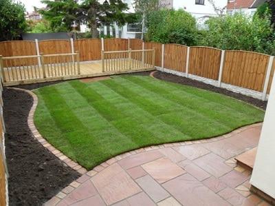 Latest Garden Design Plan