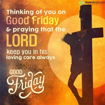 Latest Good Friday SMS