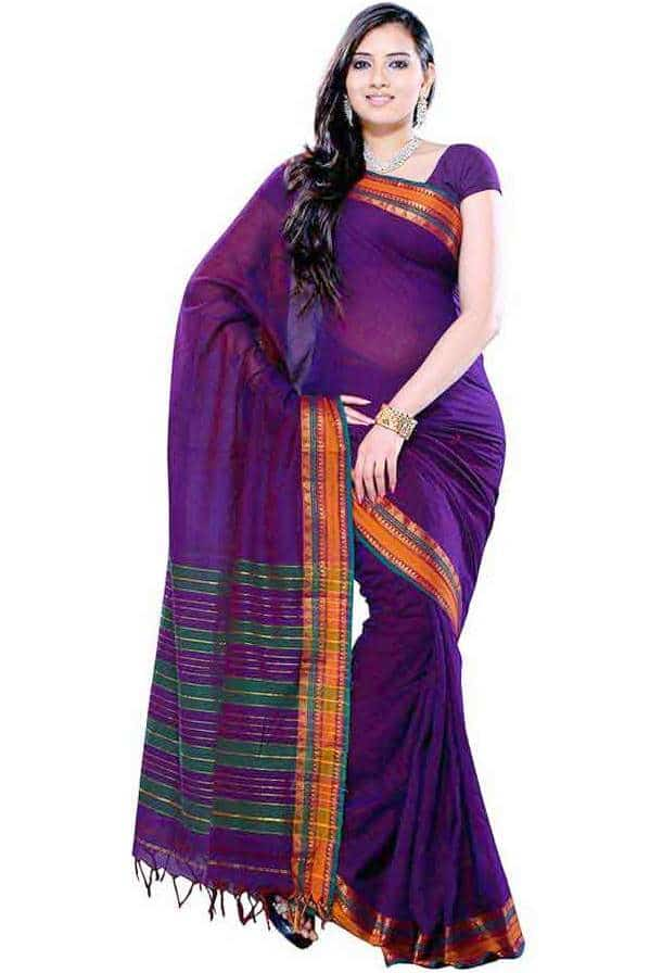 Latest Handloom Saree