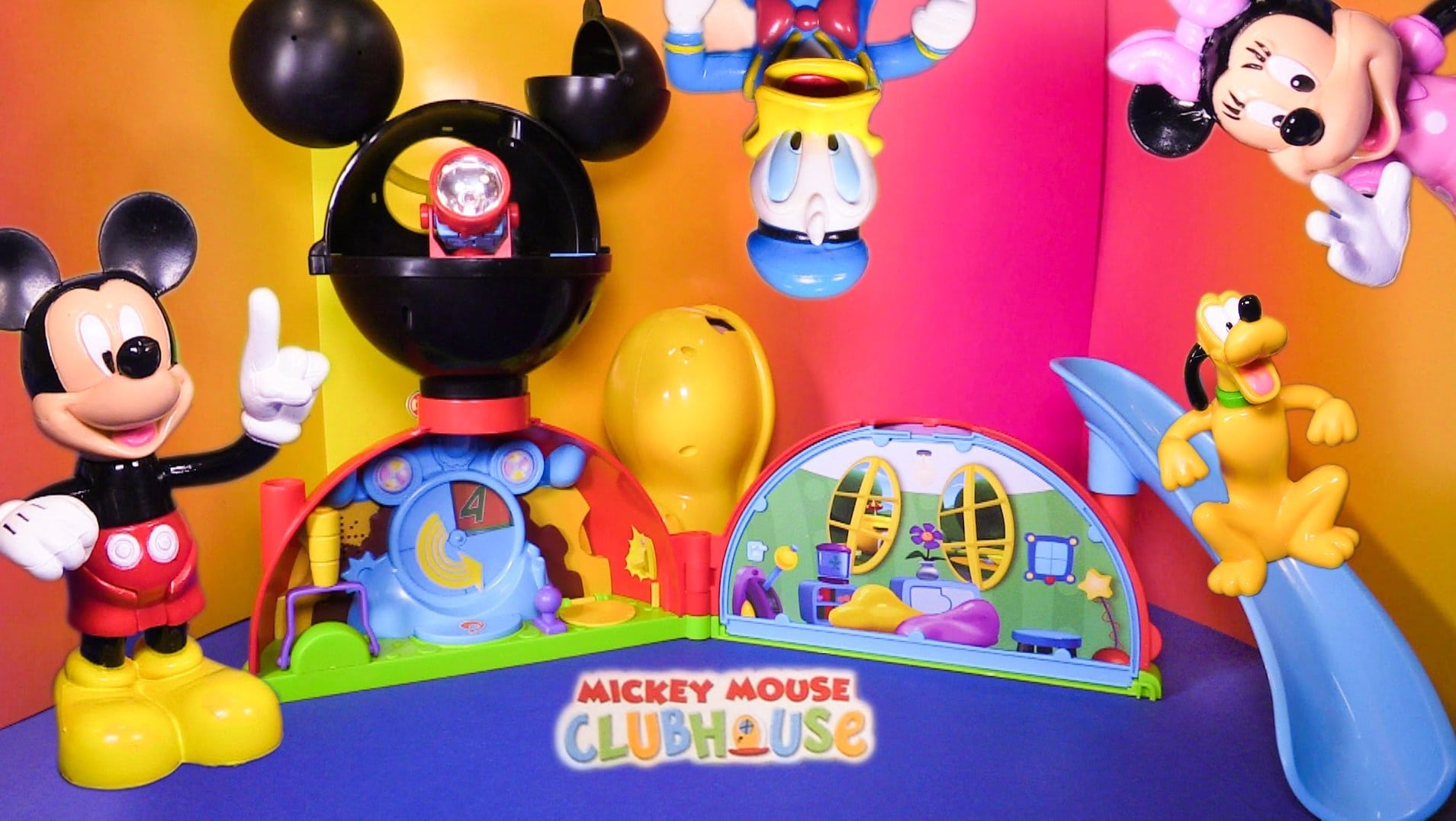 Latest Mickey Mouse Clubhouse Toy Image