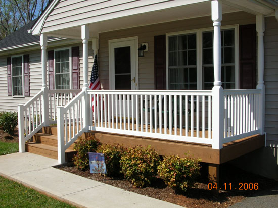 Latest Porch Railing