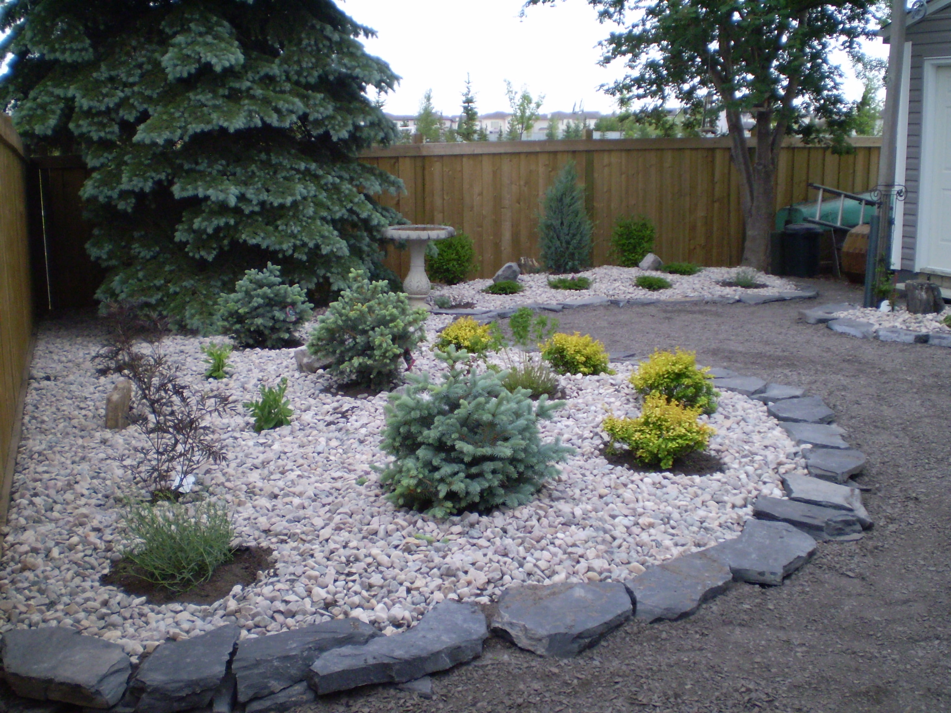 Latest River Rock Landscaping