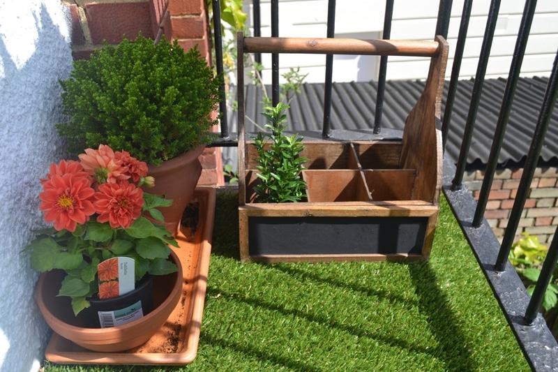 Latest Small Balcony Idea