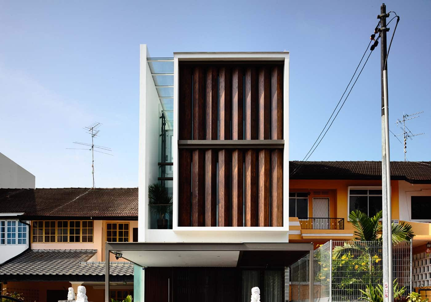 Latest Terrace House Design