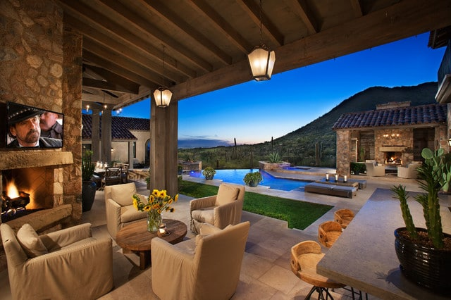 Lighting Outdoor Patio Design