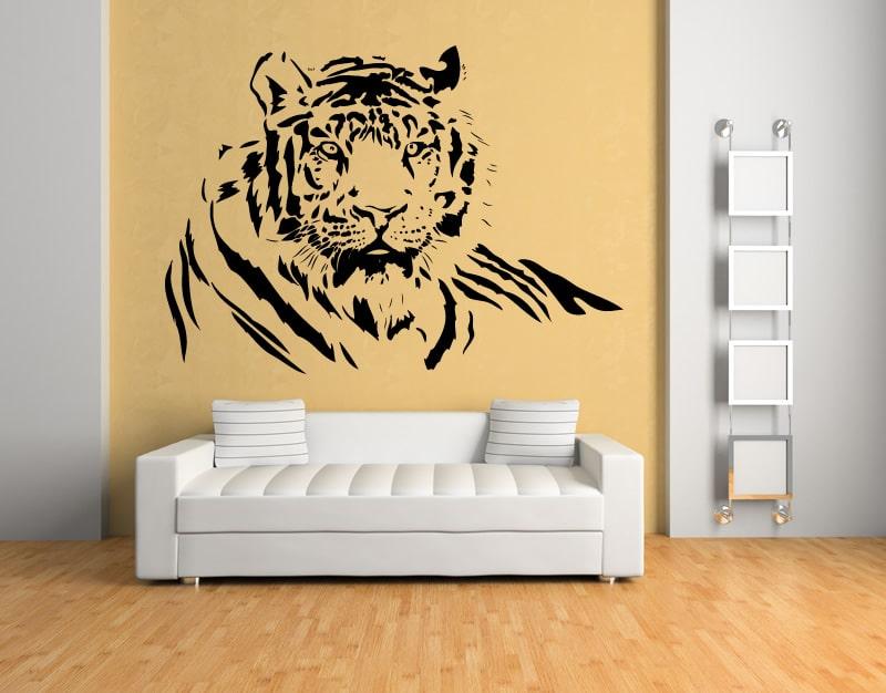 Lion Wall Art Design
