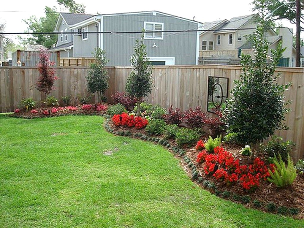 Making Backyard Landscaping Idea