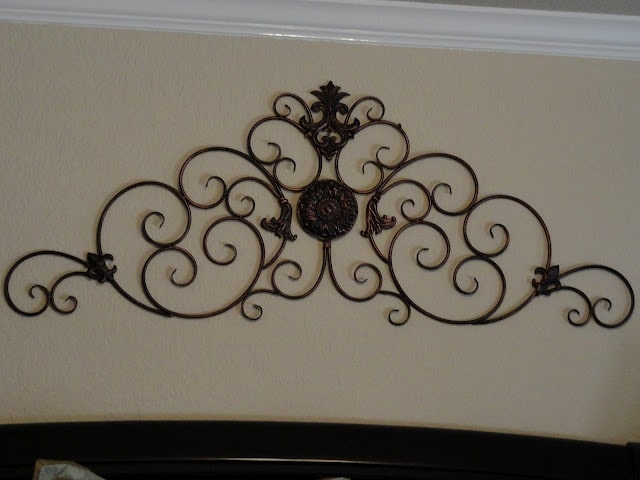 Metal Wall Decor Picture