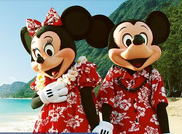 Mickey And Minnie Image