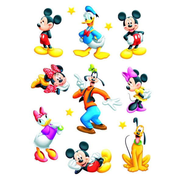 Mickey Mouse Character Picture