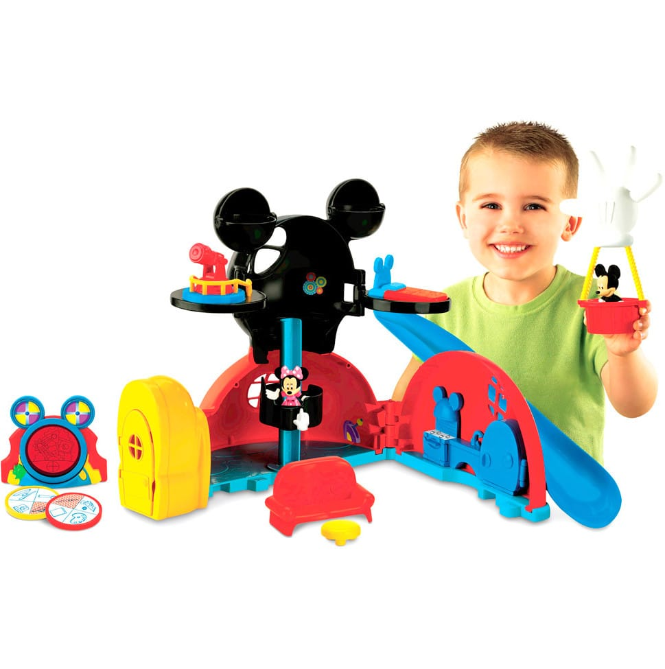 Mickey Mouse Clubhouse Toy Design
