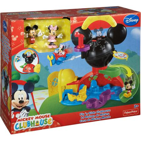 Mickey Mouse Clubhouse Toy Picture