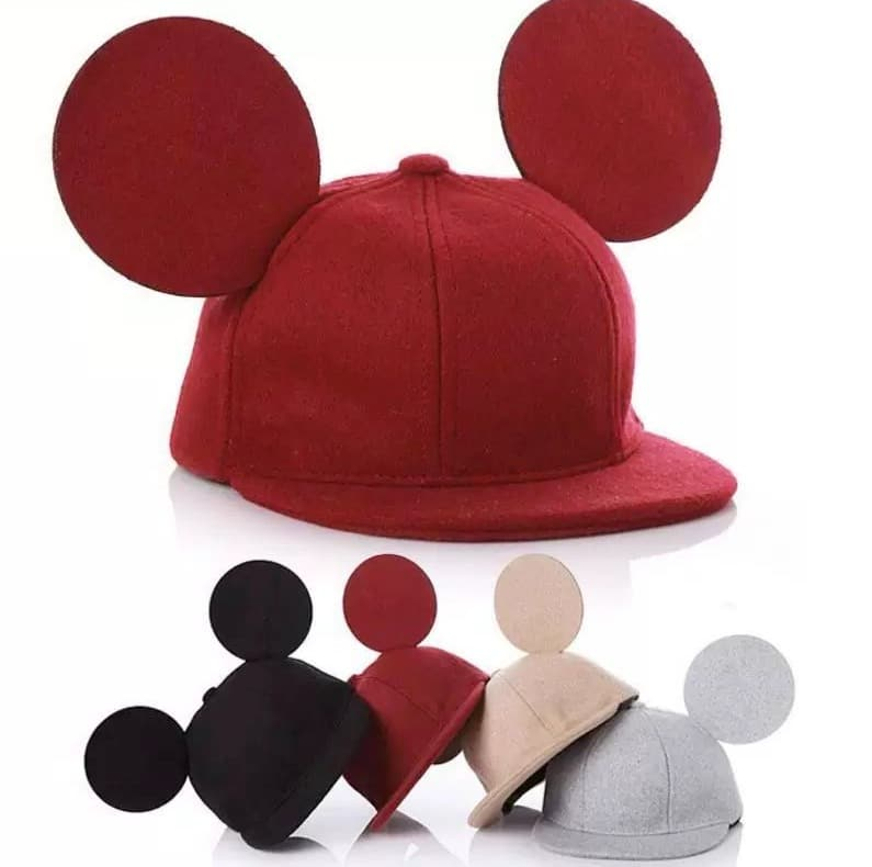 Mickey Mouse Ears Design