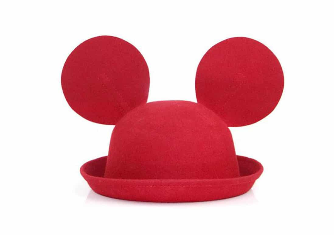 Mickey Mouse Ears Photo