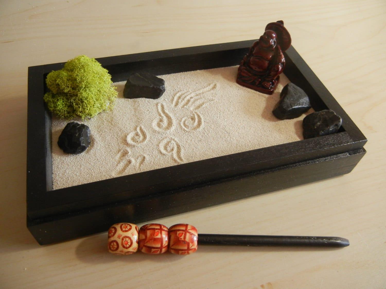 Mini Zen Garden Design