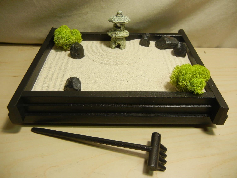 Mini Zen Garden Idea