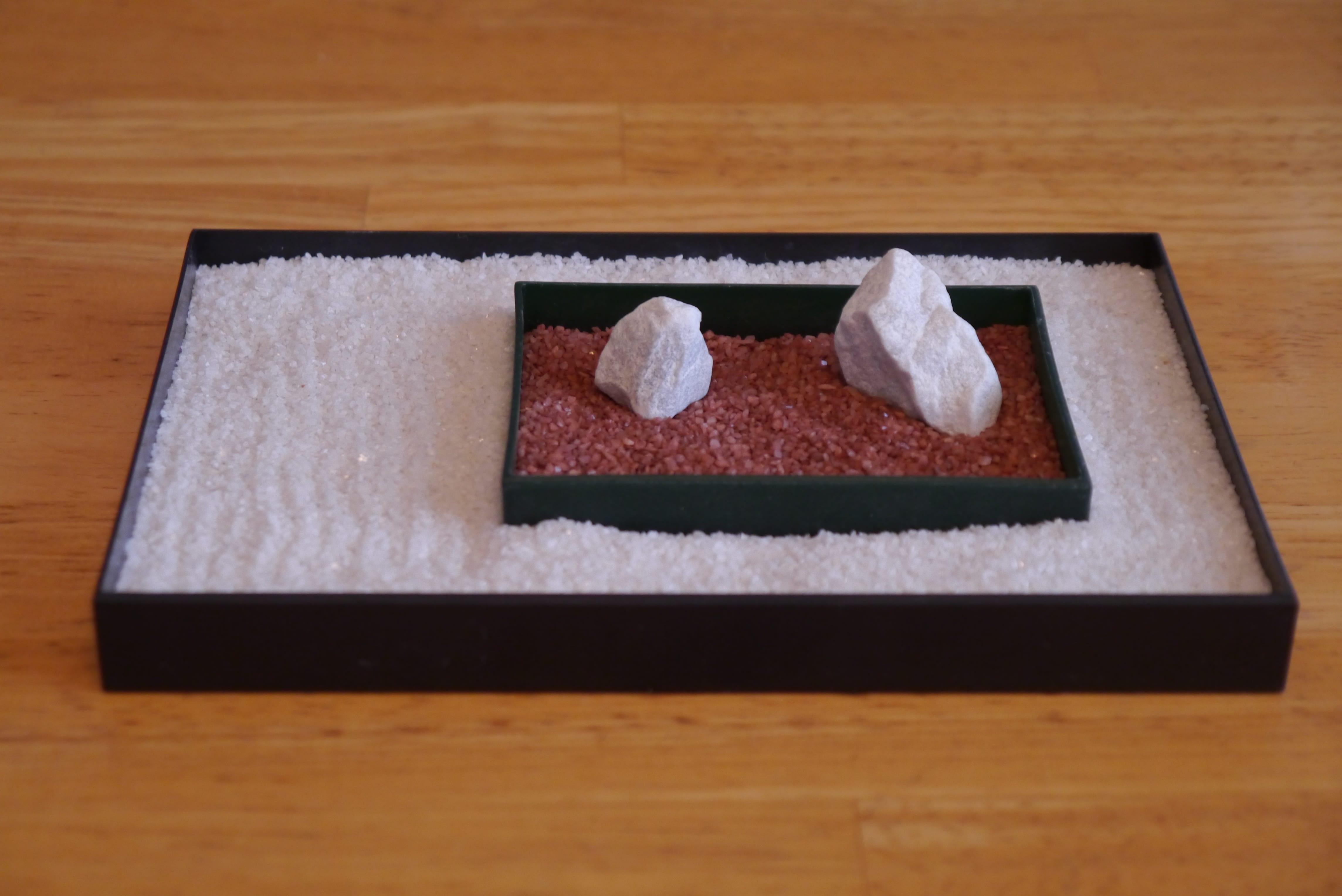 Mini Zen Garden Wallpaper