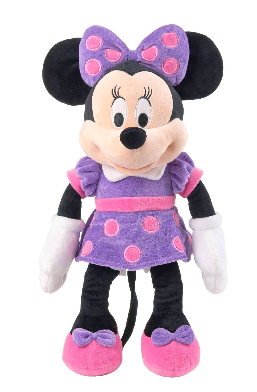 Minnie Mouse Baby Toy Design