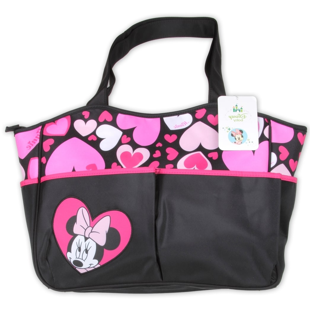 Minnie Mouse Bag Design