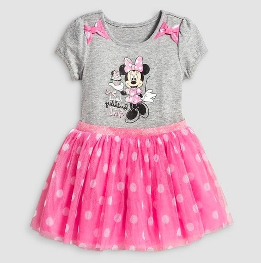 Minnie Mouse Birthday Dress Design