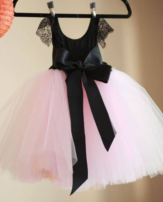 Minnie Mouse Birthday Dress Idea