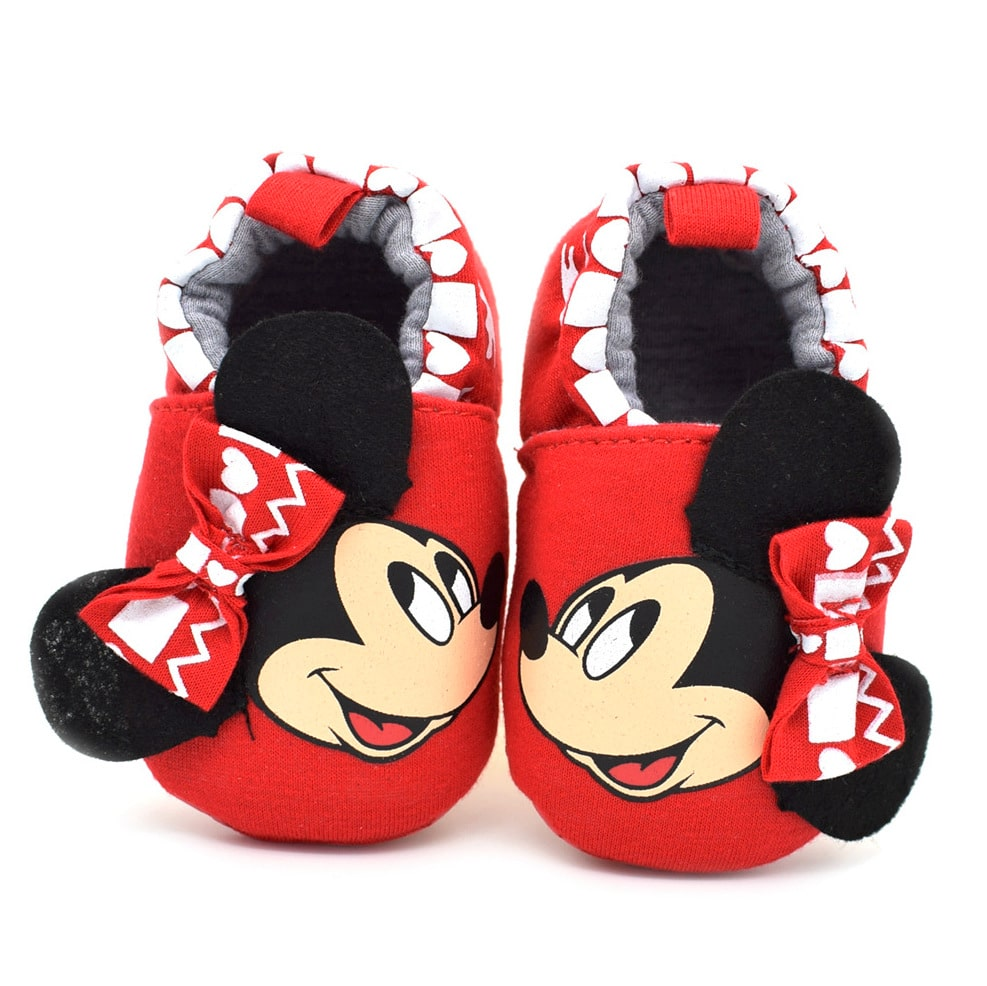 Minnie Mouse Boot Picture