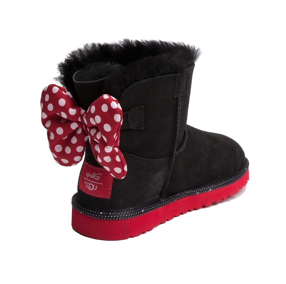 Minnie Mouse Boot Wallpaper