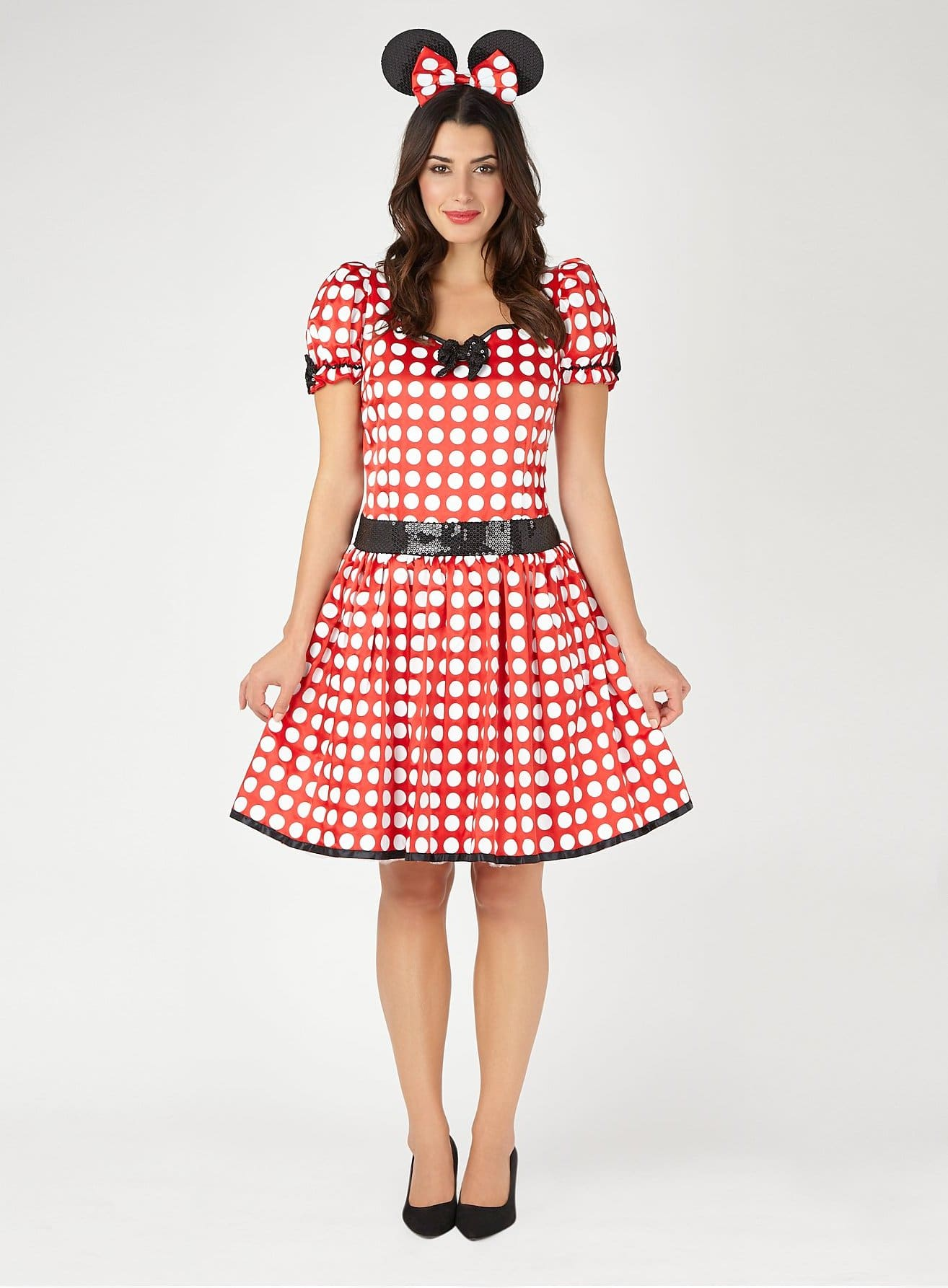 Minnie Mouse Dress,Outfit And Costume Idea