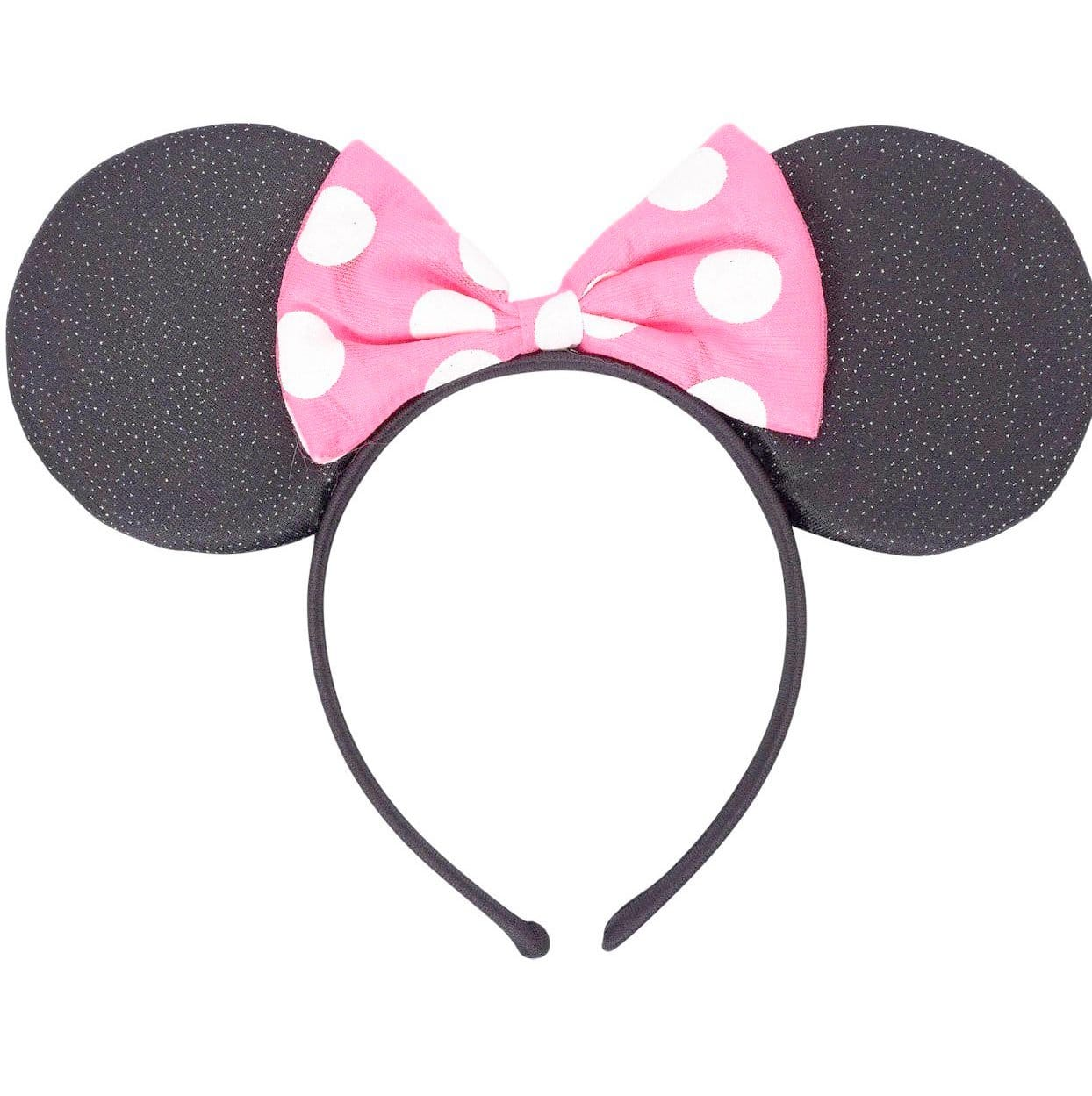 Minnie Mouse Headband Design Idea