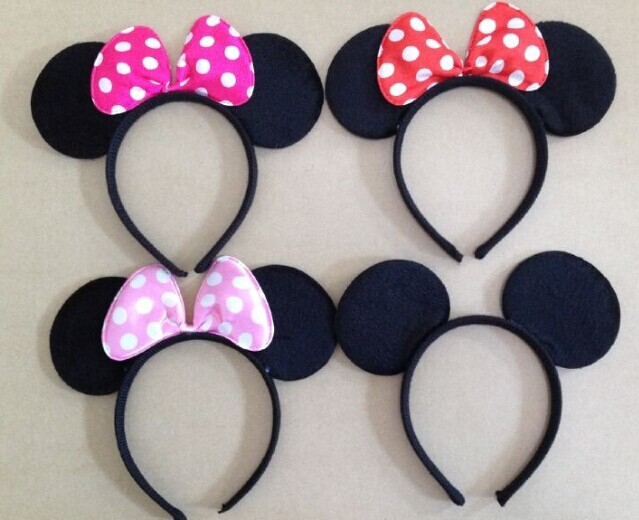 Minnie Mouse Headband Image