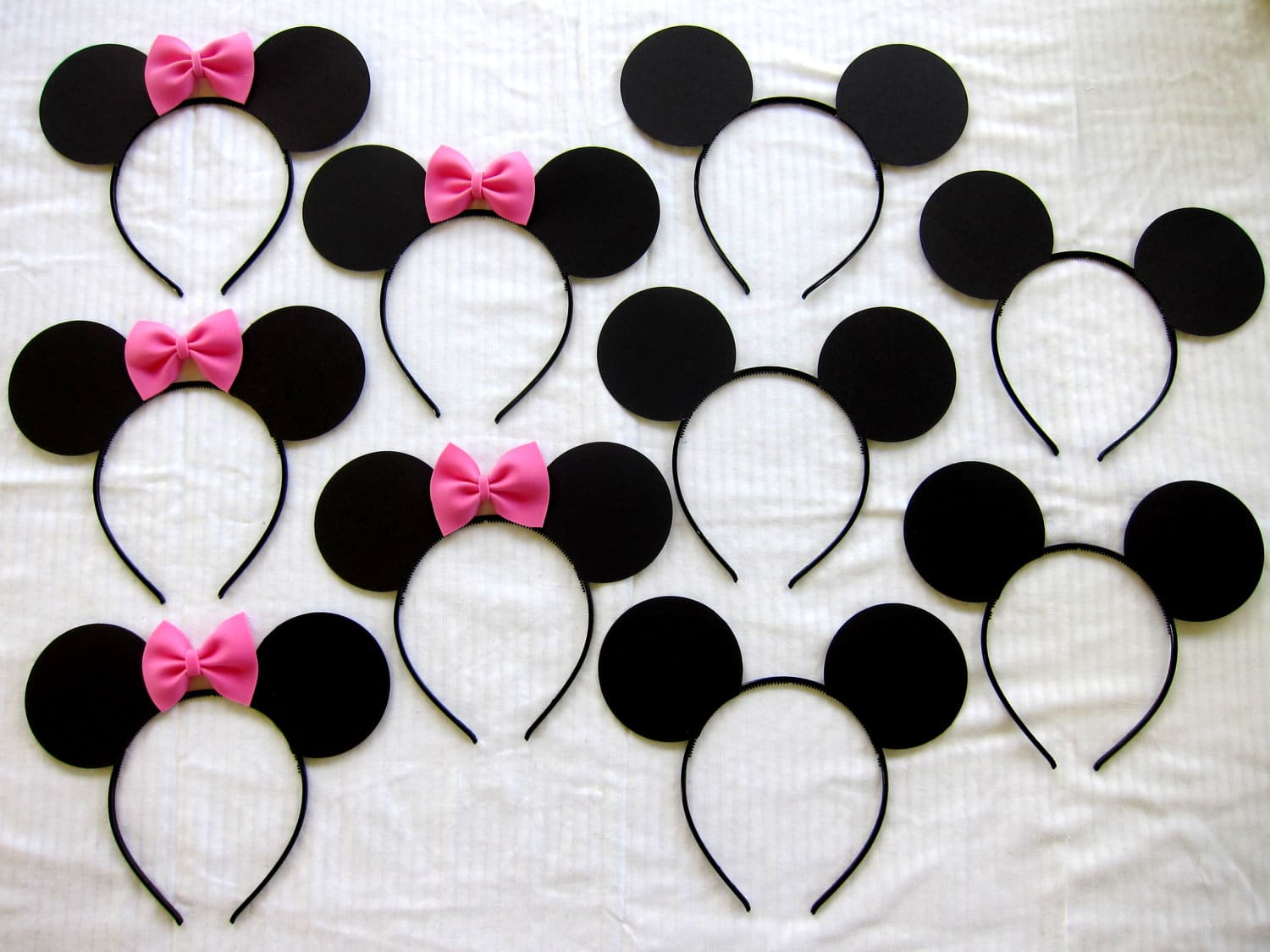 Minnie Mouse Headband Photo